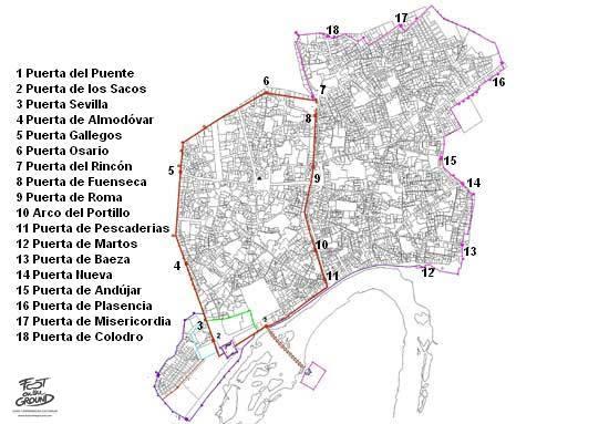 Puertas de Córdoba