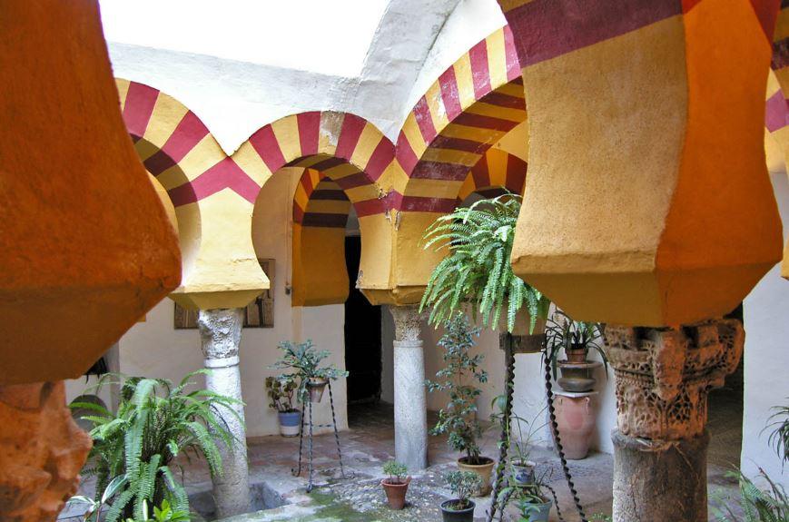 Baños árabes de Santa María