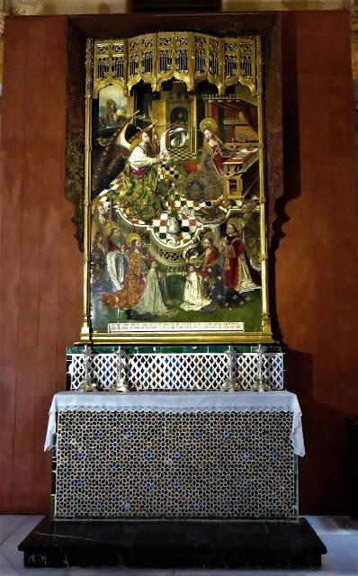 Altar de la Encarnación