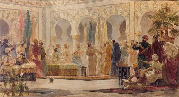 Abd al Rahman III. El primer Califa. Omeyas